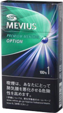Mevius Premium Menthol option purple1 100's