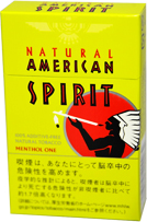 NATURAL AMERICAN SPIRIT Organic Mint One