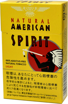 NATURAL AMERICAN SPIRIT LIGHT