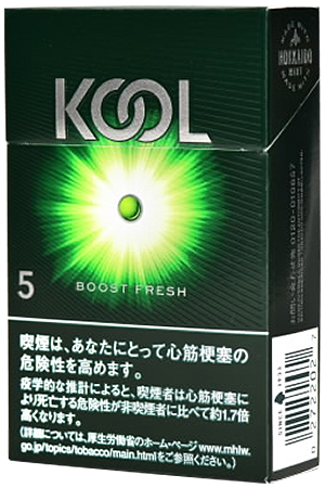 KOOL BOOST FRESH 5