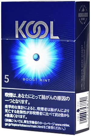 KOOL BOOST MINT 5