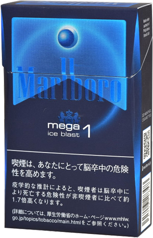 Marlboro Ice Blast Mega One - Click Image to Close