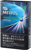 Mevius Premium Menthol option purple5